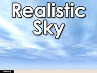 Sky 036 - Realistic Horizon