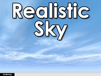 Sky 035 - Realistic Horizon
