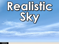 Sky 034 - Realistic Horizon