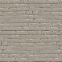 High Quality Seamless White Brick Texture