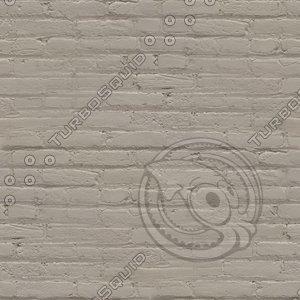 High Quality Seamless White Brick Texture