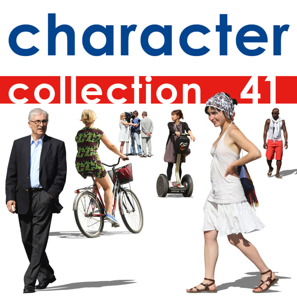 character collection 41
