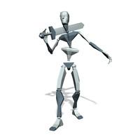 Swordman smart walk