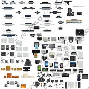 Technology Plan View Kit
