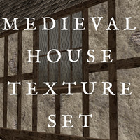 Medieval House Texture Set