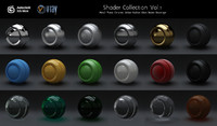 Vray Shaders Set.1
