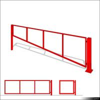 Barrier Swing Arm 01309se