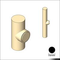 Pipe Access Door 01387se