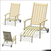 Seating Deck Chair 01398se
