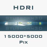 White room HDRI
