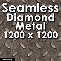 Metal 025 - Diamond Plate