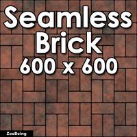 Brick 016 - Paver
