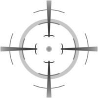 Military 014 - Gun Sight