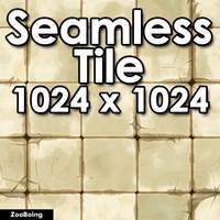 Tile 016 - Cracked Tile