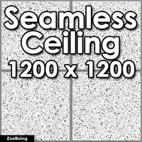 Ceiling 005 - 2x2 Grid