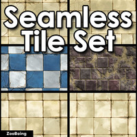 Set 011 - Cracked Tile