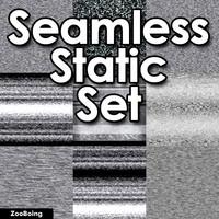 Set 013 - TV Static