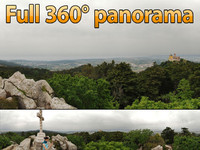 Outlook Sintra - 360° panorama