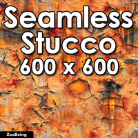 Stucco 007 - Seamless