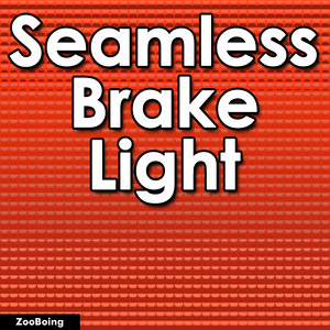 Brake Light - Seamless Texture