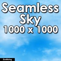 Sky 014 - Seamless Texture