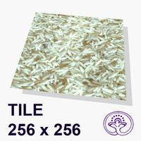 Rice tile 2