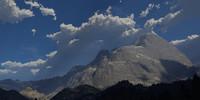 CG Mountain Scenery