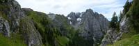 panorama Dolomity 2011 #1