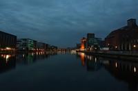 Duisburg harbour