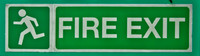 Fire Exit Sign 01