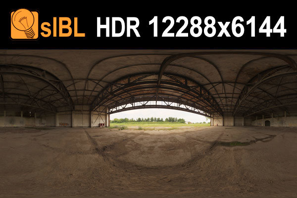 HDR 077 Old Hangar
