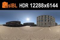 HDR 084 Parking Lot