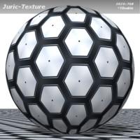 Ufo - Scifi Texture CST08