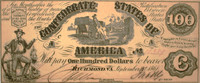 civil war bank note