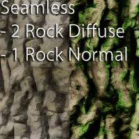 Rock Tile 2 Pack