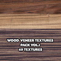 Wood Veneer Textures Pack Vol.1
