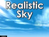 Sky 042 - Realistic Horizon