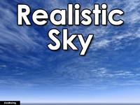 Sky 046 - Realistic Horizon