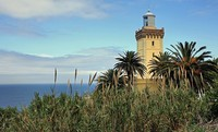 Lighthouse cape spartel