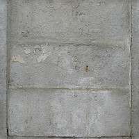 concrete plate wall