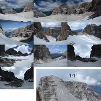 Dolomites 2011 Glacier