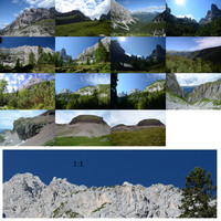 Dolomites 2011 green