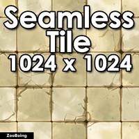 Tile 013 - Cracked Tile