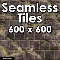 Tile 018 - Cracked Tile