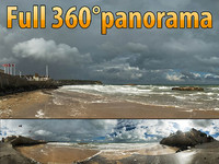 D-day Coast - 360 panorama