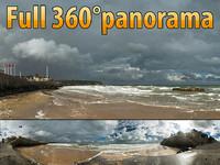D-day Coast - 360 panorama