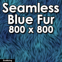 Skin 030 - Blue Fur