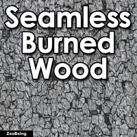 Wood 048 - Burned