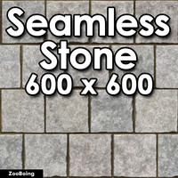 Brick 020 - Stone, CMU, Paver