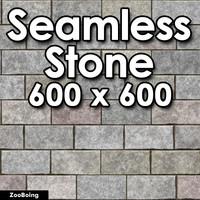 Brick 022 - Stone, CMU, Paver
